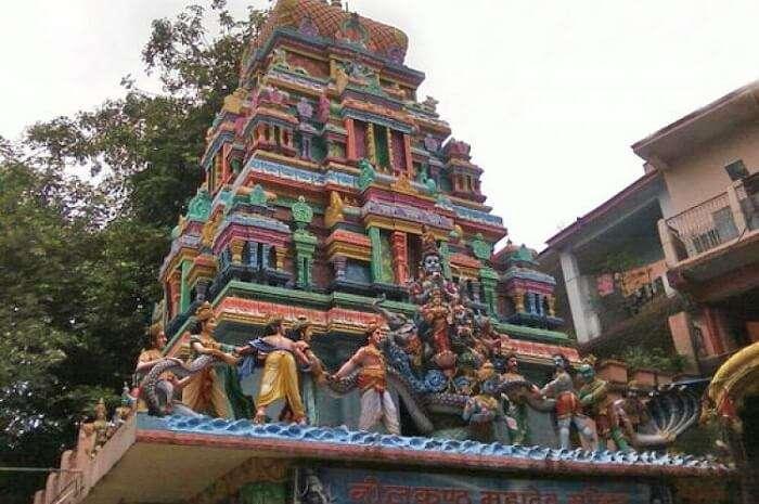 Neelkanth Mahadeo Temple in Kumbhalgarh