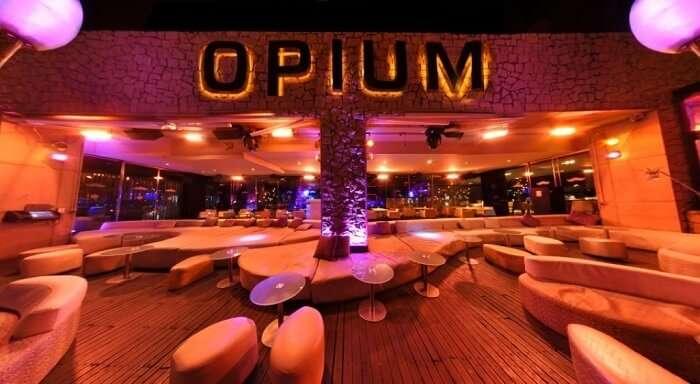Opium spain nightlife