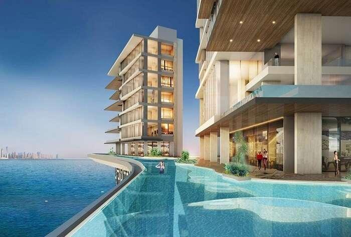 Raffles-hotel-largest-sky-pool-Dubai