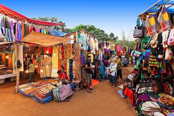 Serenity Beach Bazaar shopping