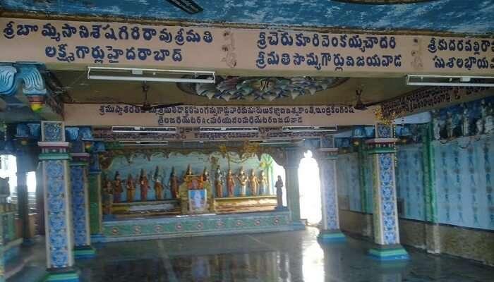 Temples in Vijayawada