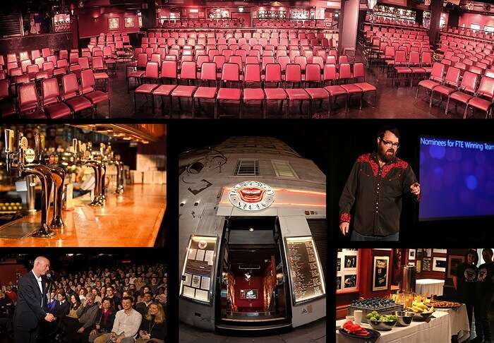 The Comedy Store london