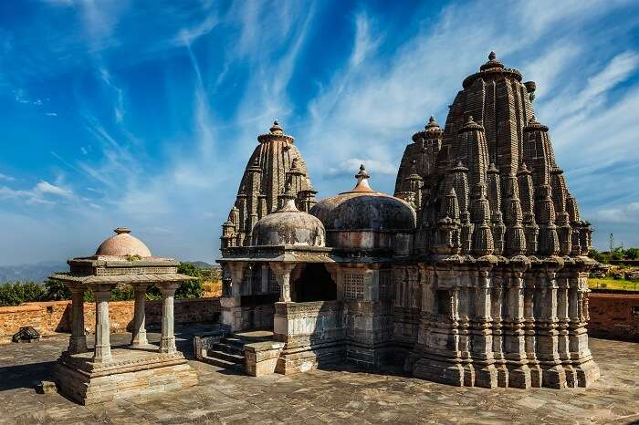 Vedi Temple in Kumbhalgarh