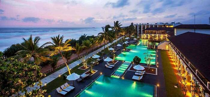 Centara Ceysands Resort in bentota