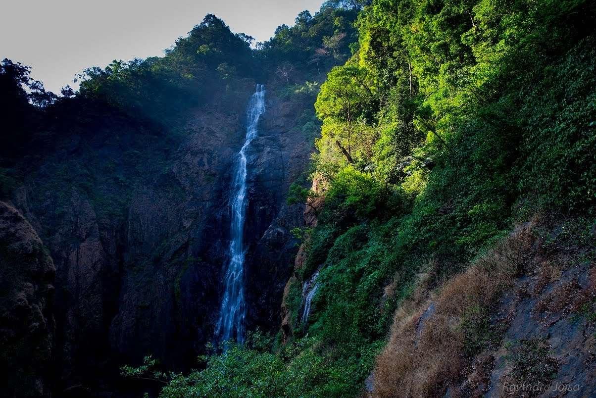 Dabbe falls
