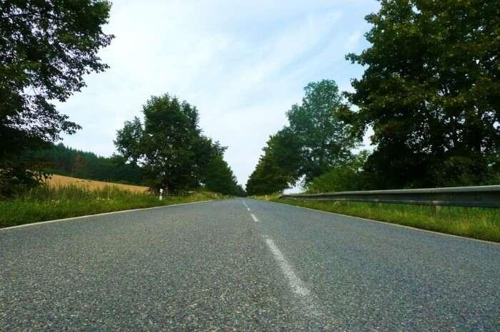 roadtrip through Autobahn Route