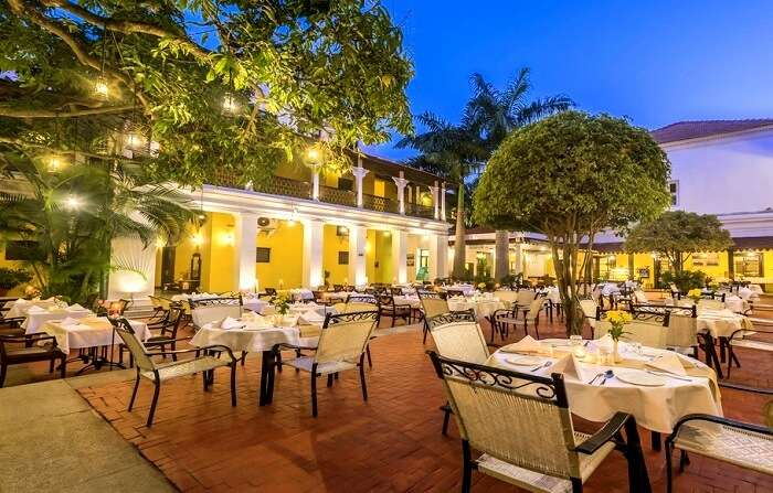 8 Romantic Restaurants In Mysore You Ought To Plan A Date At