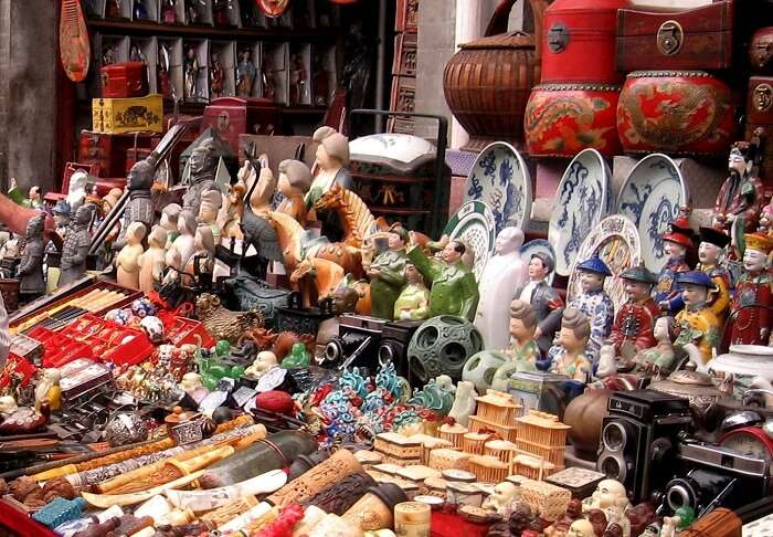 souvenirs in china