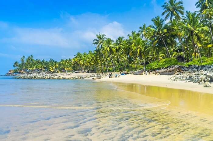 Odayam Beach Varkala
