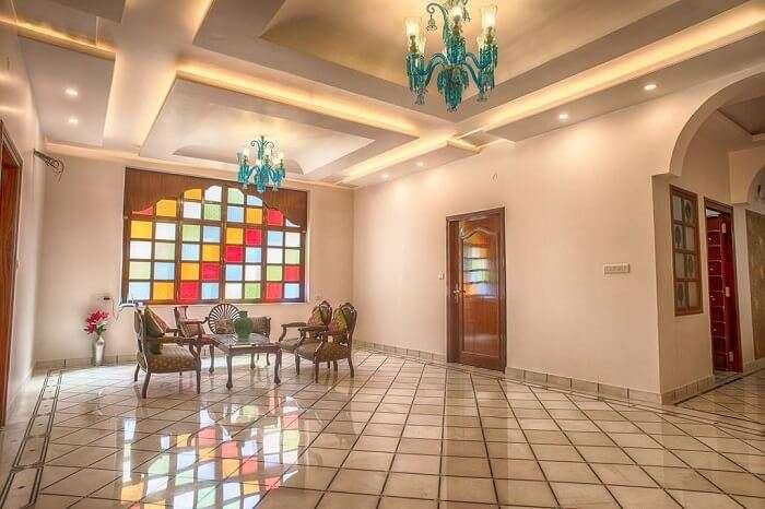stay at All Seasons Homestay jaipur