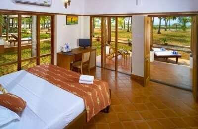 stay at Nattika Beach Resort thrissur cover option