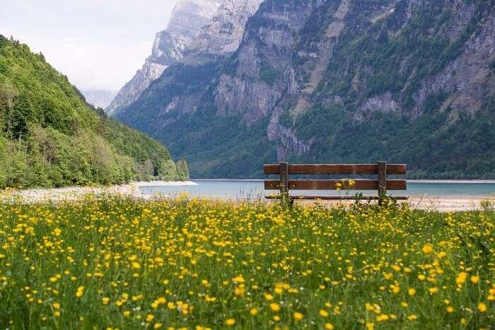 go offbeat in Switzerland