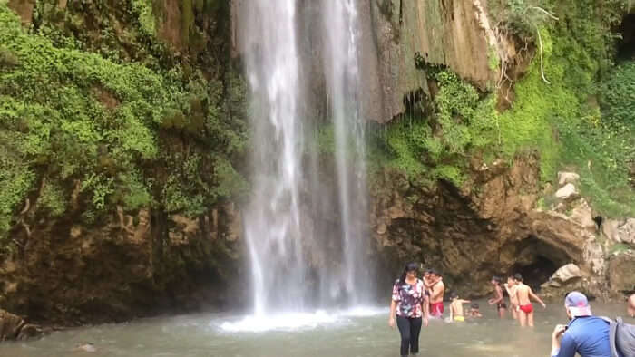 one of the tallest waterfalls