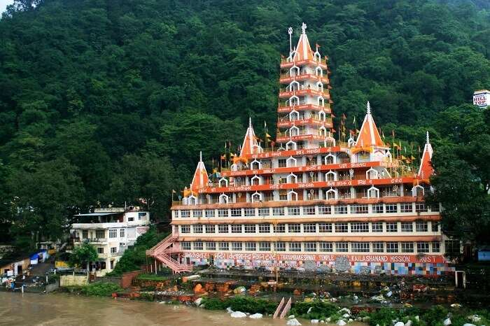 Image result for rishikesh temples