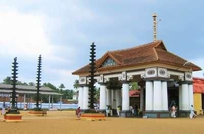 Vaikom Mahadeva Temple