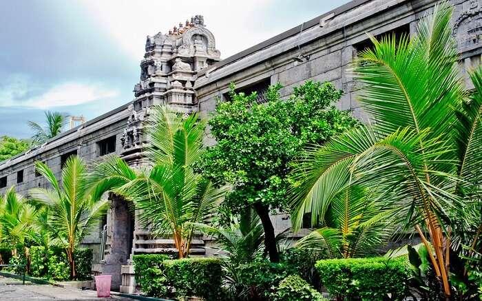 Sri Ponnambalam Vanesar Kovil ss01052017