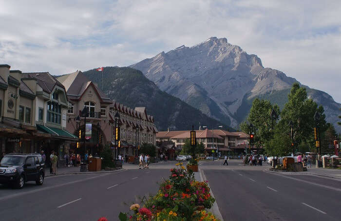 The Banff Town