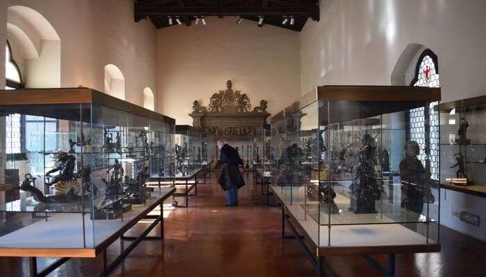 Explore The Bargello Palace National Museum