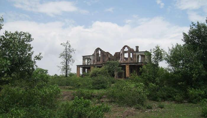 Begum Palace Ruins