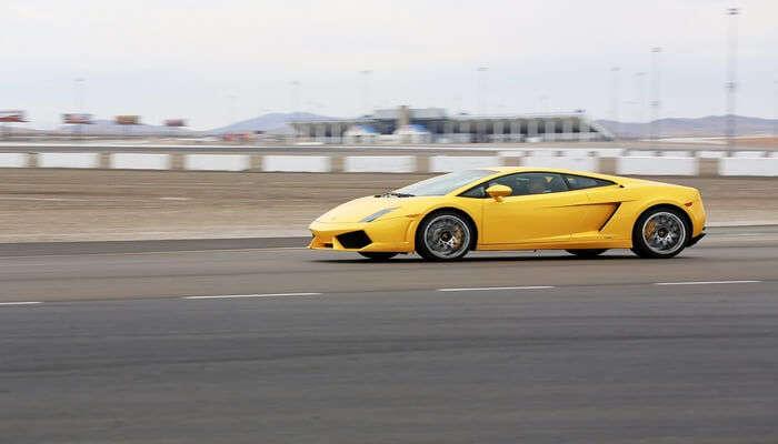 Drive a supercar