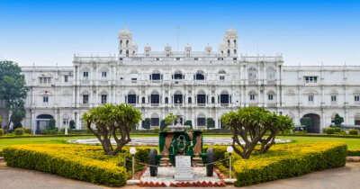 Jai villas palace in Gwalior