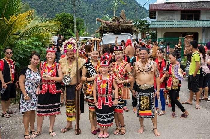 Gawai Dayak Festival