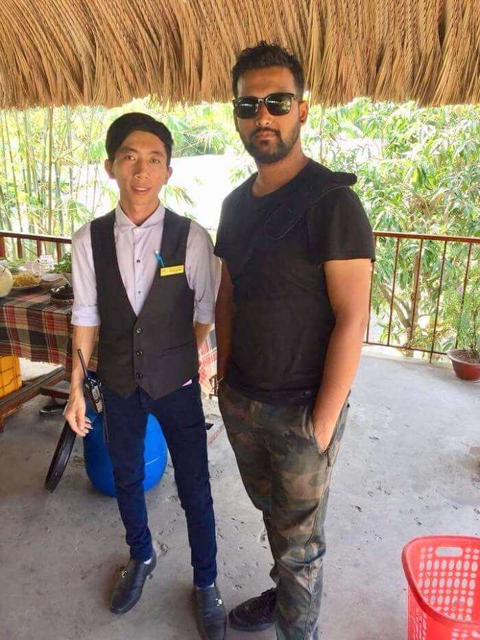 pallavi vietnam family trip: with guide