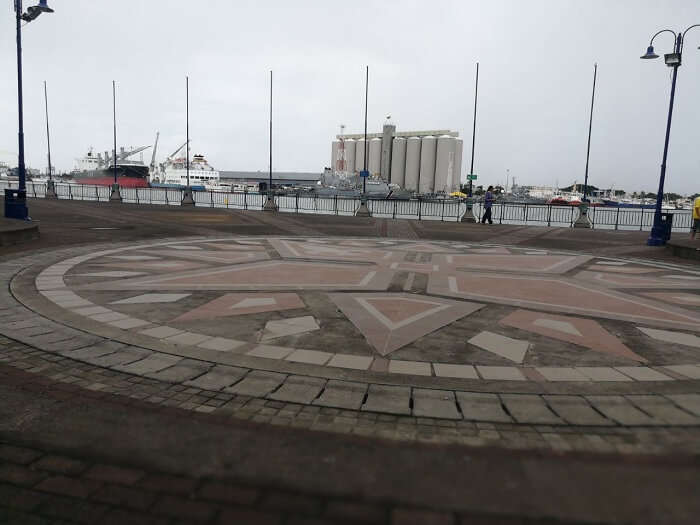 le caudan waterfront port louis