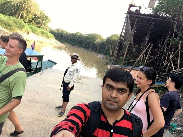 had a experience with incredible nature