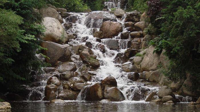Kaalikesam Waterfalls
