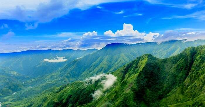 highlight Meghalaya's beauty