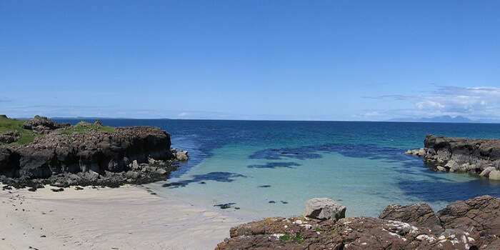Shores of Langamull Beach
