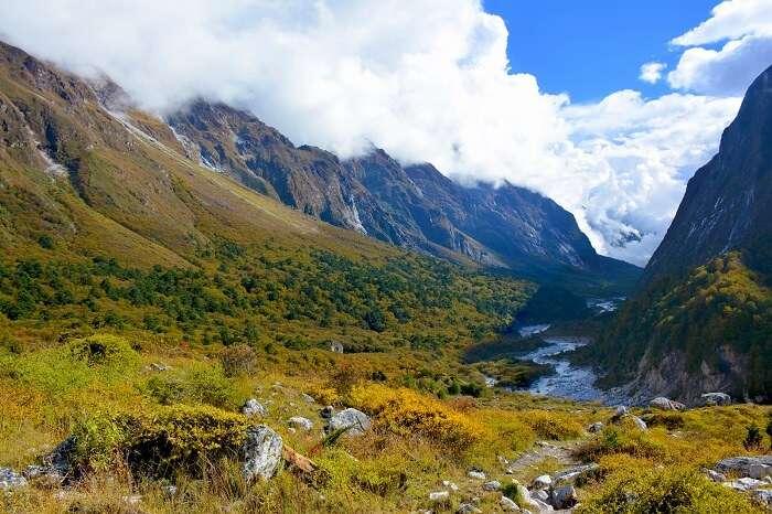 Lhonak Valley sikkim lachen