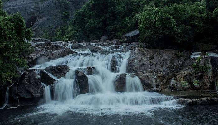 Manimuthar Waterfalls