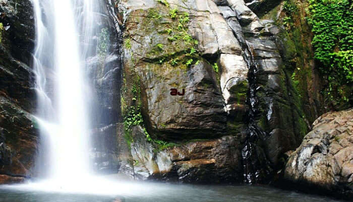 Mankayam Waterfalls