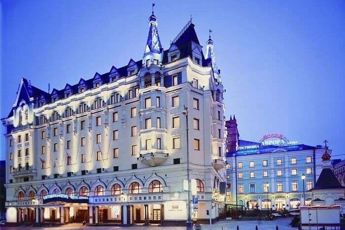Moscow Marriot
