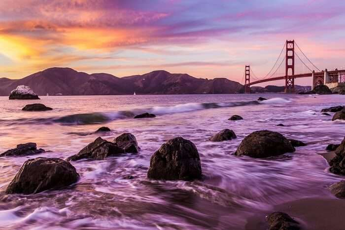 Marshall's Beach san francisco