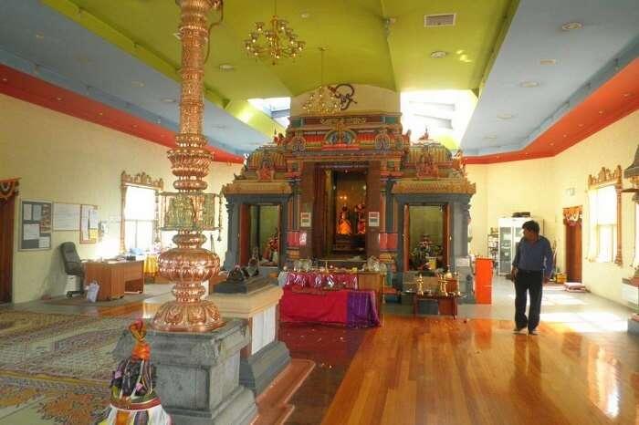 visit Melbourne Murugan Temple