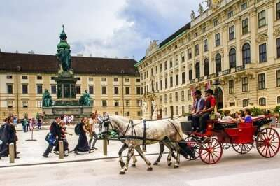 Pamper your significant other in vienna