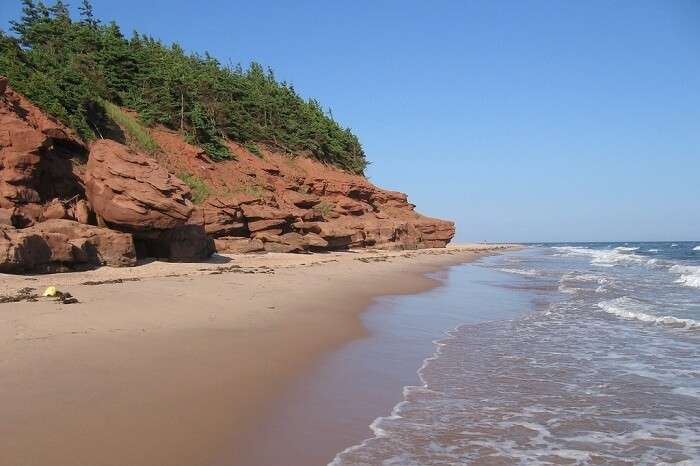 Shores of Redpoint Beach