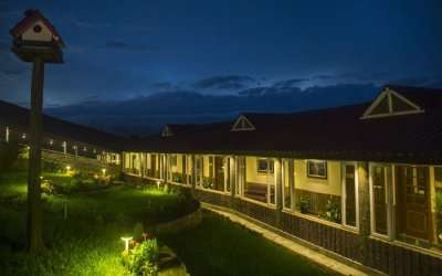 Resorts In Cherrapunji That Let You Lose Yourself In Tranquility