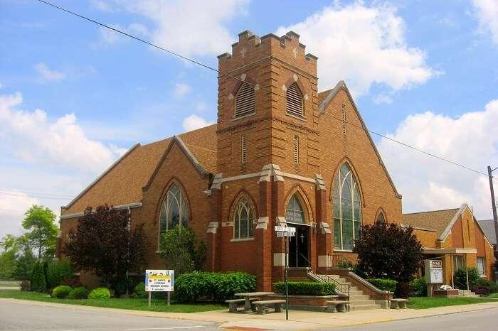 Saint Mark's Lutheran Church