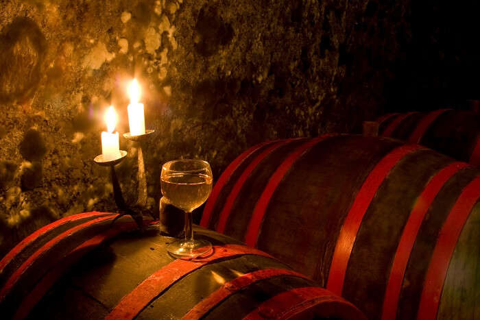 Taste the finest wine at Faust Wine Cellars in budapest Hungary