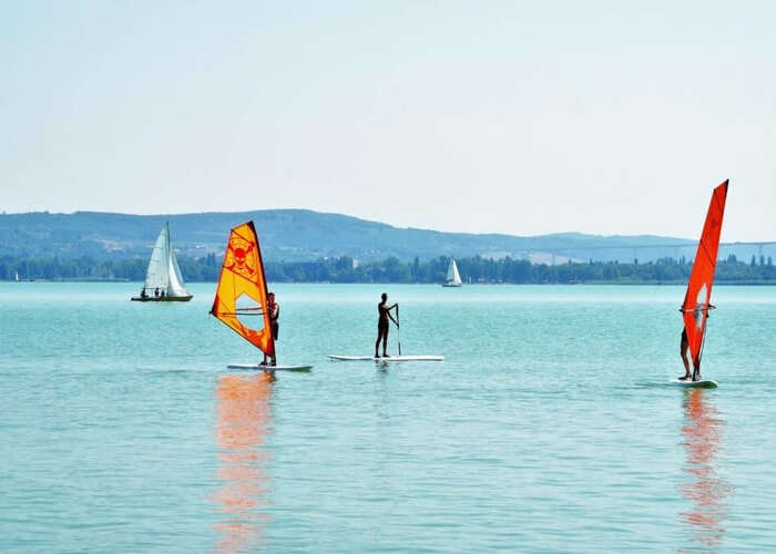 watersports at babylon beach