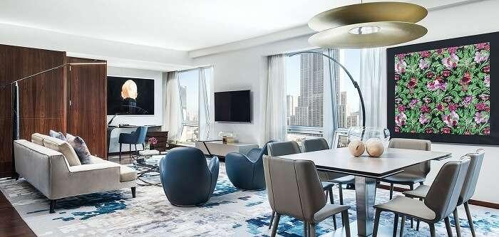 offer world-class luxury