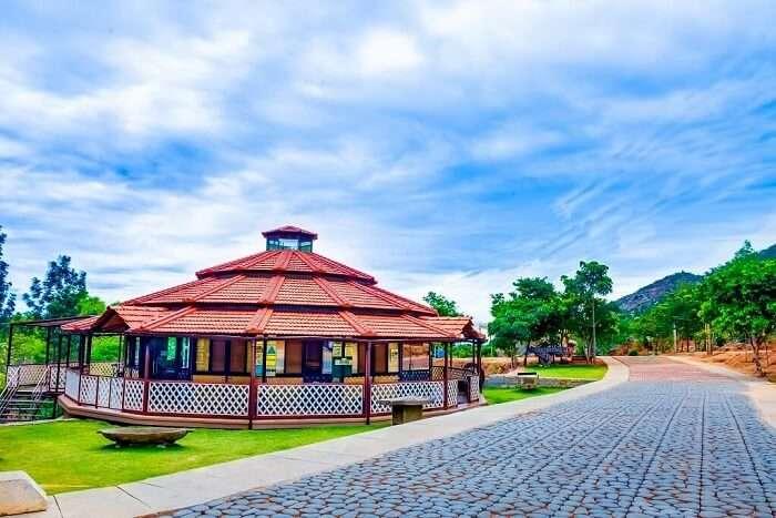 nandi hills resort