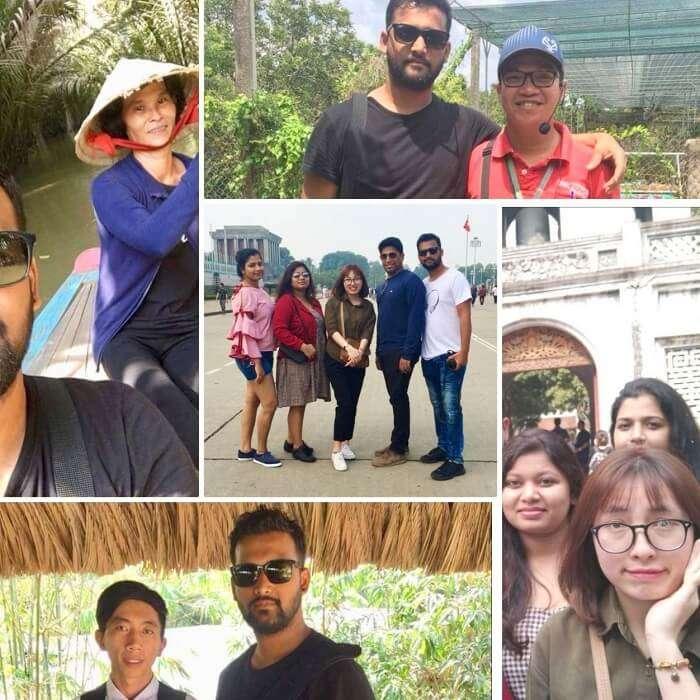 pallavi vietnam family trip: our vietnam guide throughout the journey