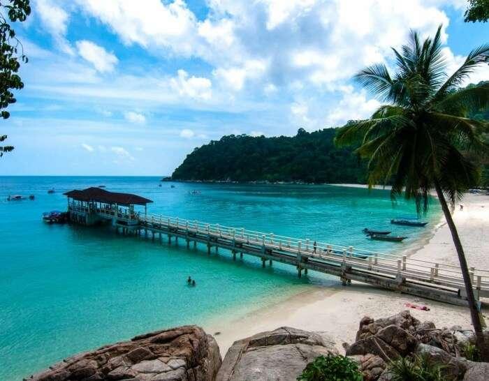 Perhentian Island in Malaysia