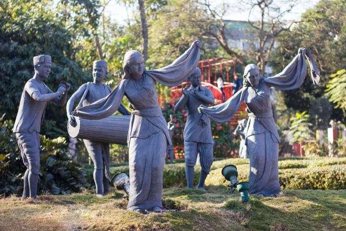 Nehru park in Guwahati