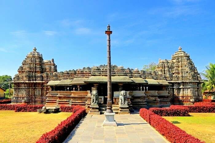 famous veeranarayan temple
